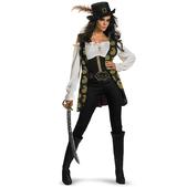 Disfraz de Angélica Piratas del Caribe para mujer