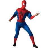 Disfraz The Amazing Spiderman 2 deluxe para hombre