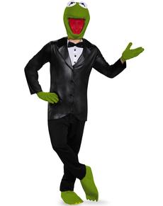 Disfraz de la Rana Gustavo The Muppets deluxe para adulto
