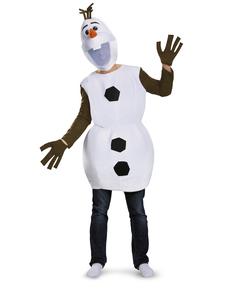 Disfraz de Olaf Frozen para adulto