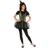 Disfraz de La Bruja del oeste El Mago de Oz para mujer