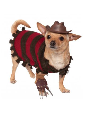 disfraz de freddy krueger para perro  prar online en