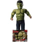 Kit disfraz Hulk Los Vengadores 2 La Era de Ultrón para niño