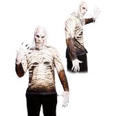 Camiseta de caminante blanco white walker