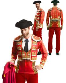 Camiseta torero tradicional para hombre