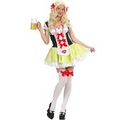 Disfraz de bávara Oktoberfest para mujer