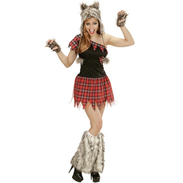 Disfraz de lobo precio en tiendas de 7 a 44 for Disfraz de lobo feroz
