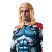 Peluca Thor Marvel para adulto