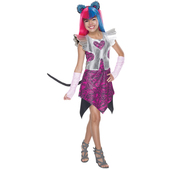 Disfraz de Catty Noir Monster High Classic para niña