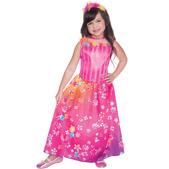Disfraz de Alexa Barbie La Puerta Secreta para niña