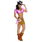 Disfraz de vaquera sexy Playboy para mujer