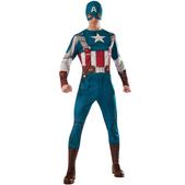 Disfraz de Capitán América: el Soldado de Invierno para adulto
