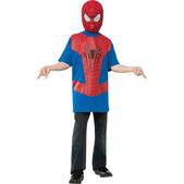 Camiseta The Amazing Spiderman 2 movie para niño