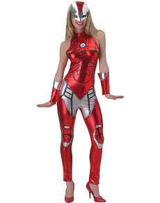 Disfraz de Rescue Marvel para mujer