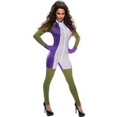 Disfraz de Miss Hulk Marvel classic para mujer