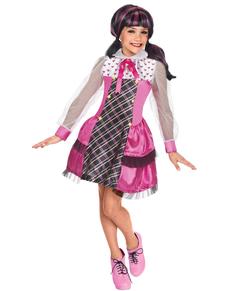 Disfraz de Draculaura Monster High Romance para niña
