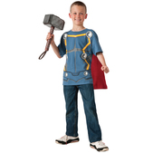 Camiseta de Thor Marvel para niño