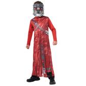 Disfraz de Star Lord Guardianes de la Galaxia classic para niño