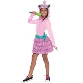 Disfraz de Jigglypuff Pokémon para niña