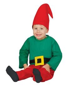 Disfraz de enanito feliz para bebé