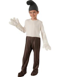 Disfraz de Hackus Los Pitufos para niño