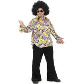 Disfraz de los años 70 hombre XXL