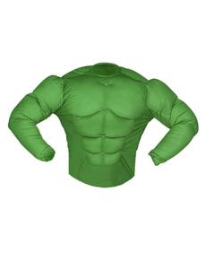 Camisa de musculoso verde para niño
