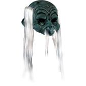 Máscara abierta Open Wizard Halloween