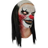 Máscara Pierrot Terror Halloween