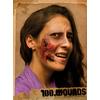 Maquillaje 100 Wounds halloween