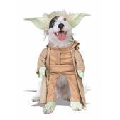 Fato de Yoda para cão