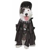 Fato de Darth Vader para cão