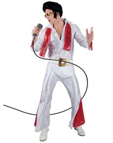 Disfraz de rey del rock and roll para hombre