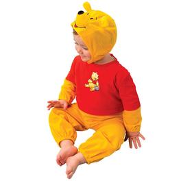Disfraz de Winnie the Pooh para bebé