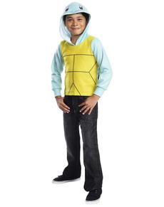 Sudadera de Squirtle Pokemon infantil