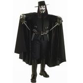 Costume de V pour Vendetta haut de gamme