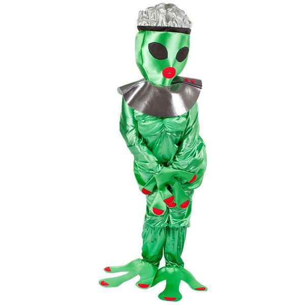 Costume extraterrestre - Déguisements et Accessoires de fête sur EnPerdreSonLapin
