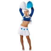 Disfraz de cheerleader