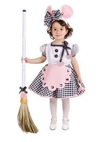 Disfraz de ratita presumida para niña
