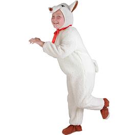 Disfraz de ovejita infantil