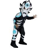 Disfraz de alien hielo para niño