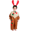 Disfraz de reno para niño