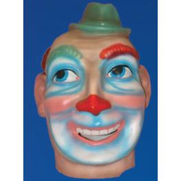 Cabezudo infantil clown