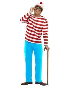 Disfraz de Wally
