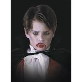 Dientes niño drácula