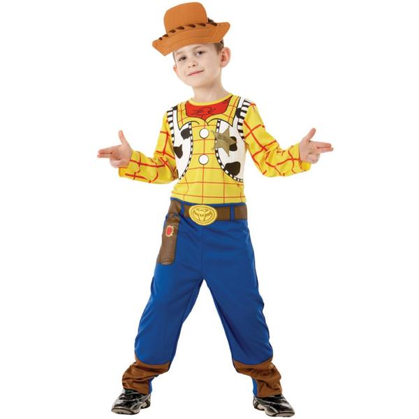 Woody van Toy Story kostuum voor kinderen: online kopen in Funidelia