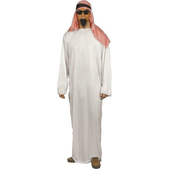 Costume de cheikh arabe