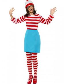 Disfraz de Wenda de Wally
