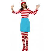 Costume de Félicie de Wally