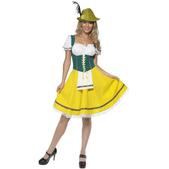 Costume de Tyrolienne Oktoberfest